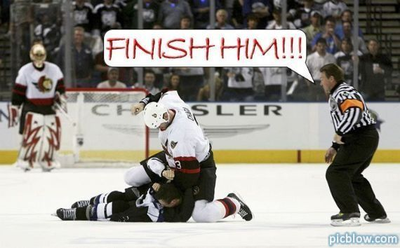 funny hockey pictures - photo #19