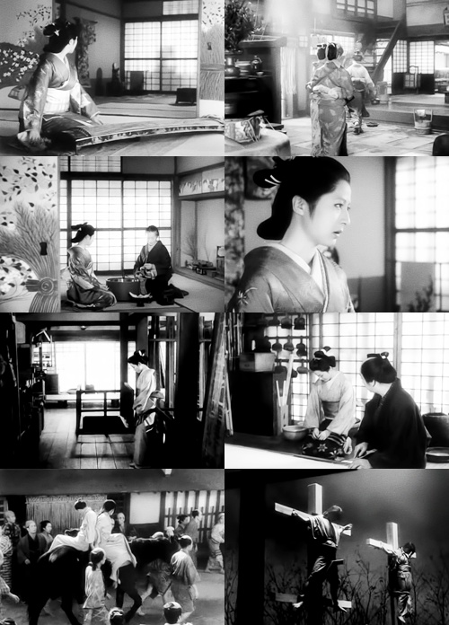 The Crucified Lovers - Kenji Mizoguchi