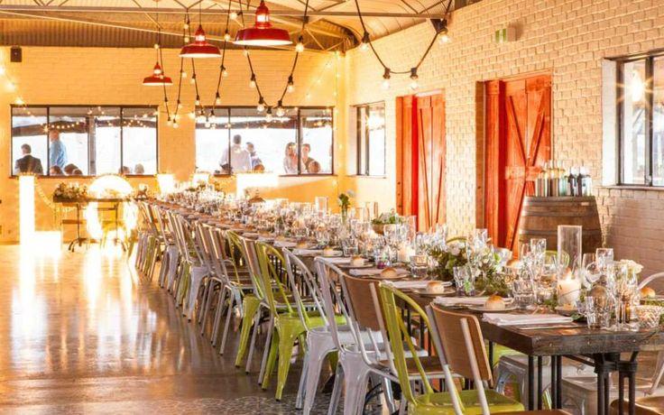 Oakover Grounds: Vineyard in Middle Swan WA - Venue Menu