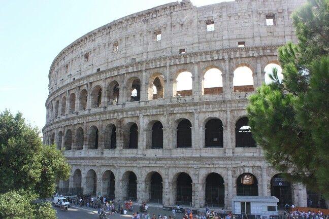 Collesium, Roma