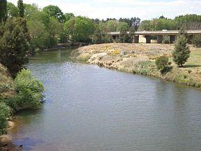 Macquarie River, NSW.  CK