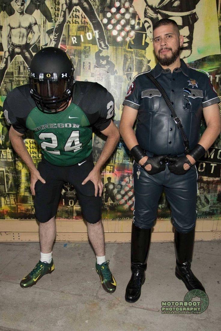 Leather uniforms boots Fan!!!! : Foto