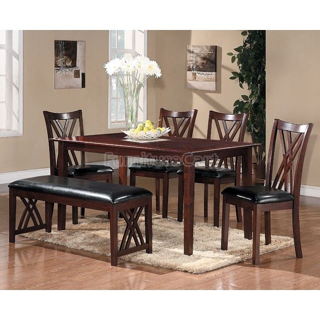 Brooksville 6 Piece Dining Room Set 77925