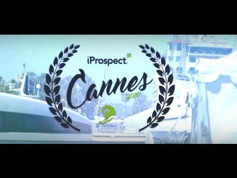 iProspect | Cannes Lions 2016 - YouTube