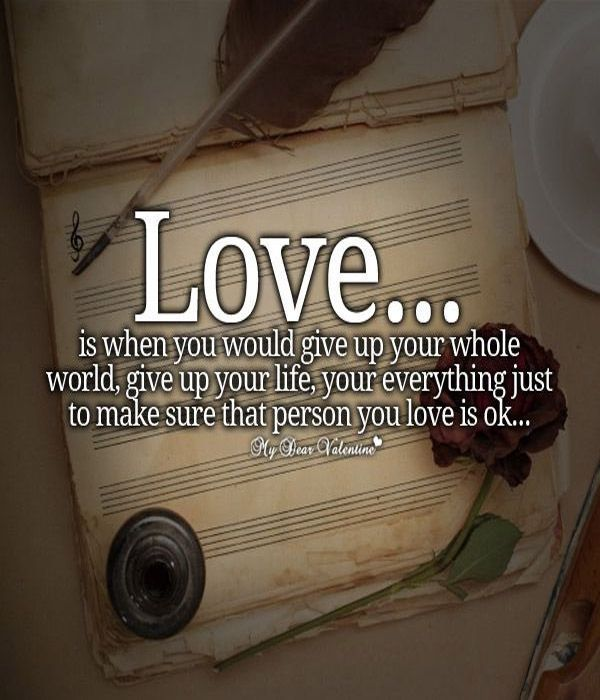 I have one of these. Yes, have always over loved the significant other in my iife. Can't help myself, just a born giver.♡