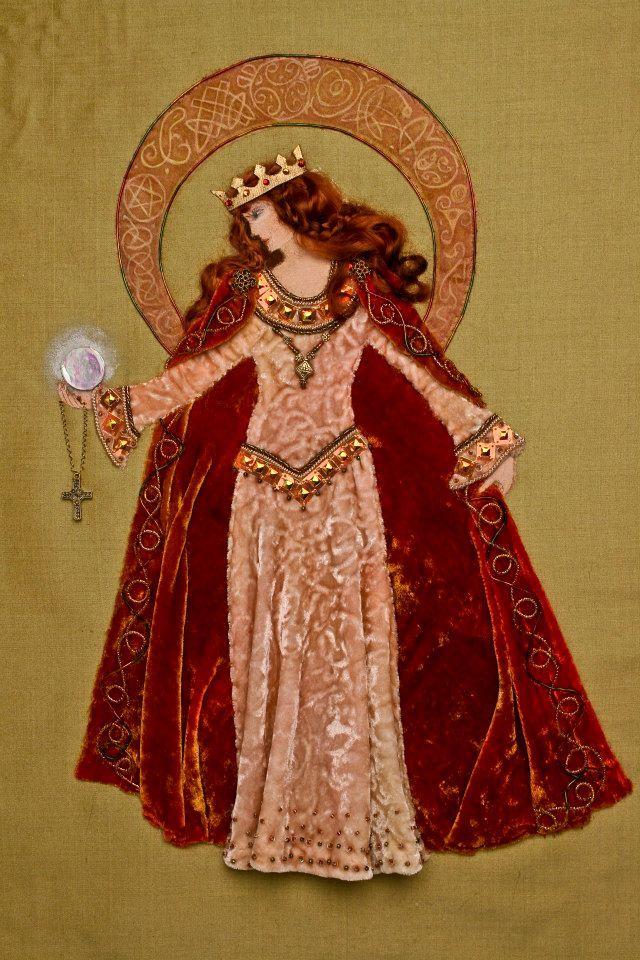 Roswyn the Celtic Queen