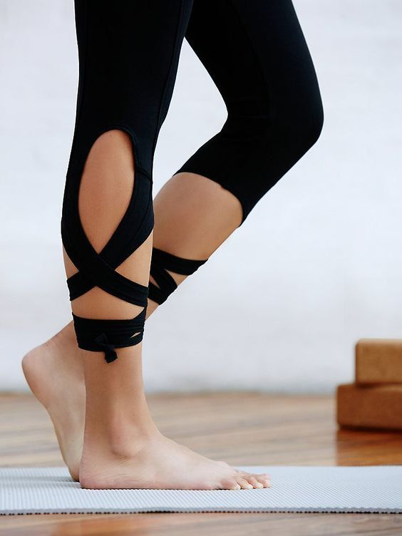 Callie Ballet Leggings / women's leggings / black leggings / plus size / yoga…