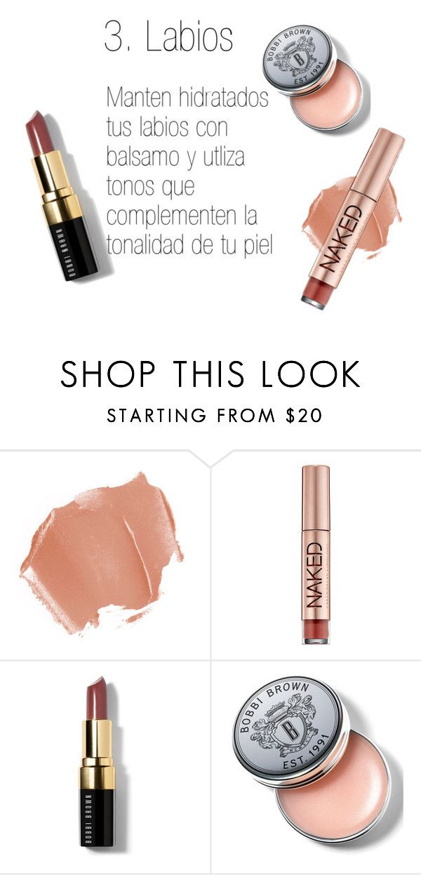 """""""ed"""" by gloria-manriquez on Polyvore featuring moda, Urban Decay, Bobbi Brown Cosmetics, women's clothing, women, female, woman, misses y juniors"""