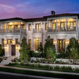 A Mediterranean Mansion in Southern California Lists for $19.8 Million