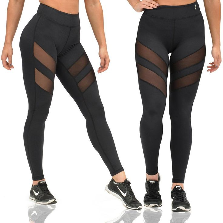 Grab Your Mesh Panel Leggings Now From Www.doyoueven.com