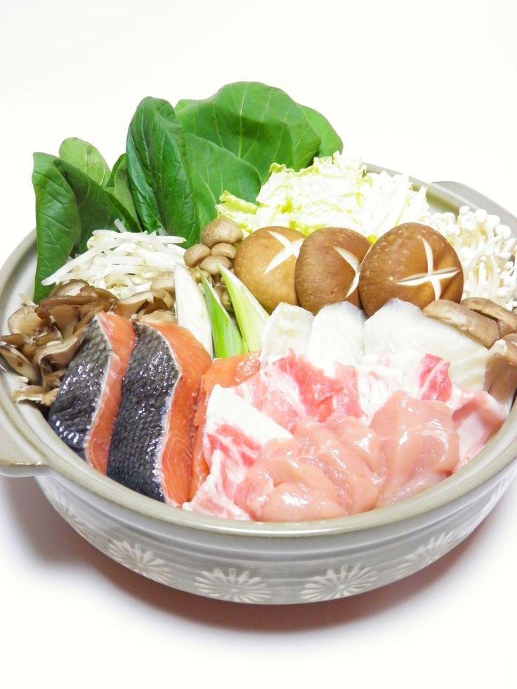 ゴマ豆乳鍋スープ♪ by おとめてお [クックパッド] 簡単おいしいみんなのレシピが199万品