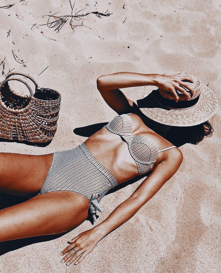 Bikini Trends 2018: Das sind die heißesten Bikinis der Saison #summer_beach_sty…