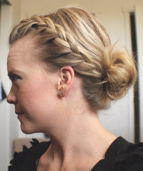 : Braids Mi Mission, Hair Makeup Nails, Lace Braids Mi, Hair Do, Buns Hair, Hair Style, Hair Galleries, Magic Fingers, Hair Missysu