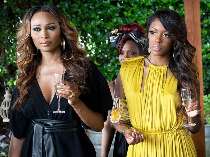 Porsha William and Cynthia Baileys Brawl, Cynthia Reportedly Demoted - http://riothousewives.com/porsha-william-and-cynthia-baileys-brawl-cynthia-reportedly-demoted/