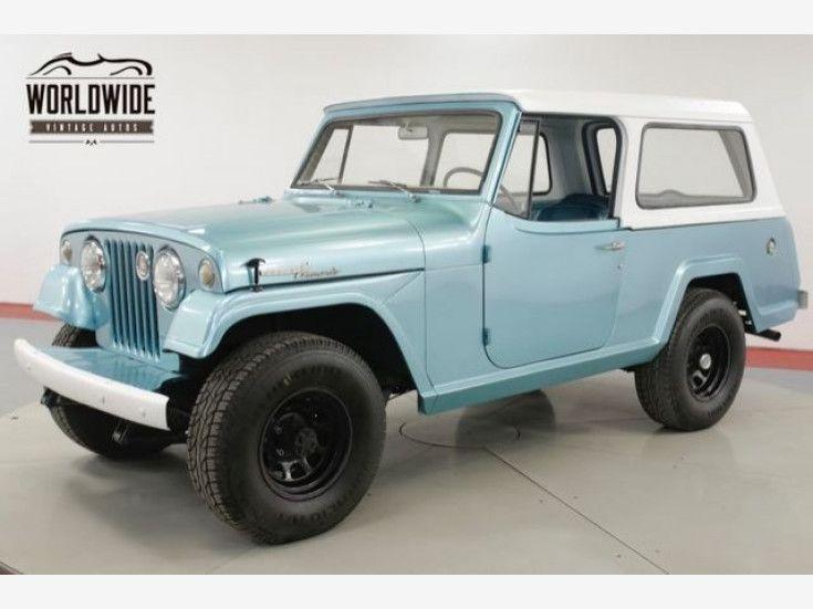 1968 Jeep Commando For Sale Near Denver Colorado 80216 Classics