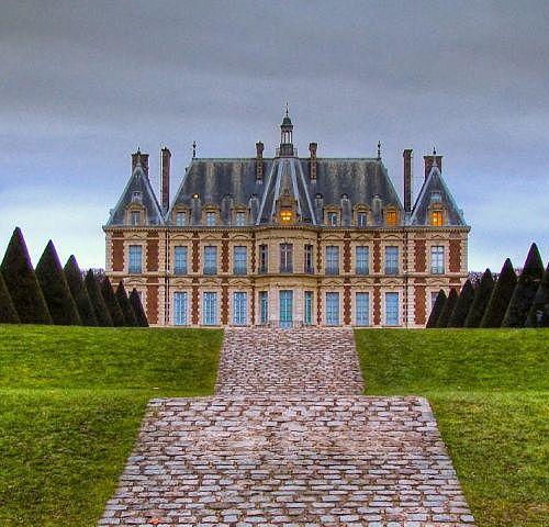 Château de Sceaux, Sceaux, Hauts-de-Seine, France.