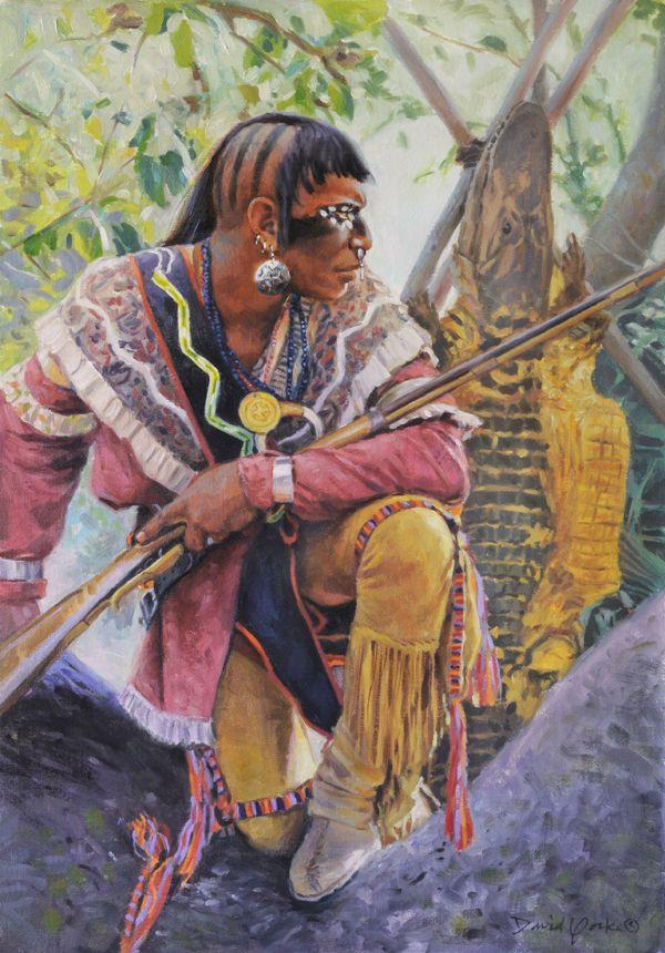 Miccosukee by David Yorke