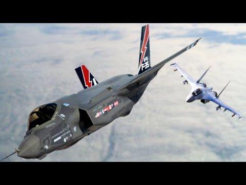 Почему F-35 не победить Су-35 даже через «миллион лет»
