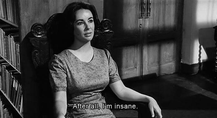INFP #SuddenlyLastSummer (1954) (http://www.tcm.com/tcmdb/title/91832/Suddenly-Last-Summer/)
