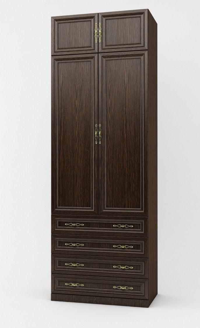 Платяной шкаф для одежды Карлос-030