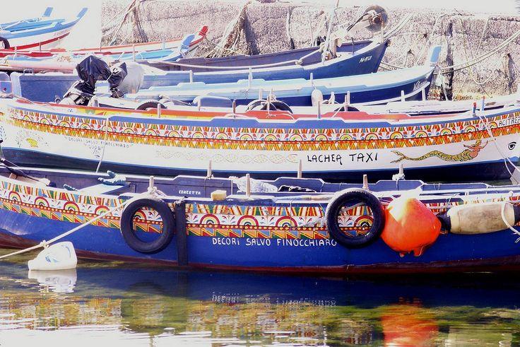 barche di Acitrezza | Flickr - Photo Sharing!