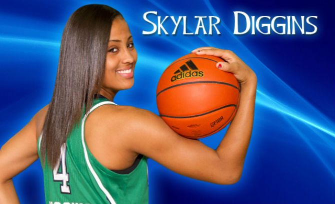 Skylar Diggins' WNBA Performance Honored After Nude Photos Leak Controversy | The Inquisitr