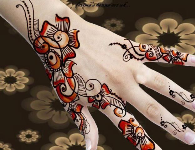 This Is You Feature Life Style: Bridal Mehndi Designs l Latest Girls Mehndi Fashion l New Mehndi Designs For Bridal Collection 2013 - 2014