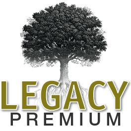 Legacy Premium - Gourmet Freeze Dried Food Meals