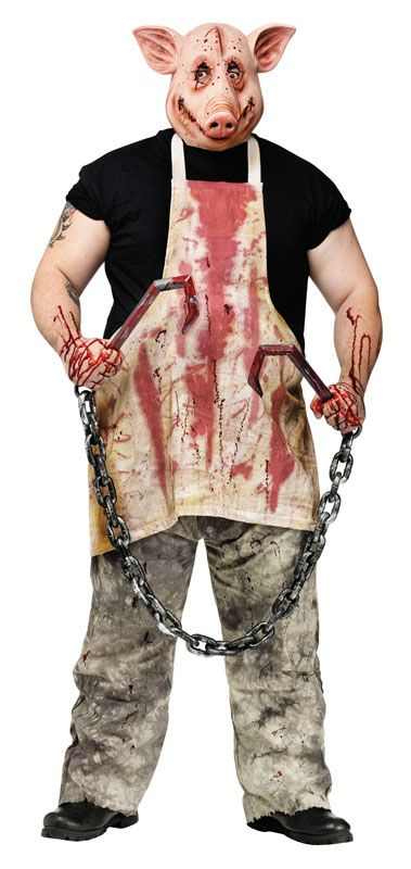Really Scary Halloween Costumes For Men