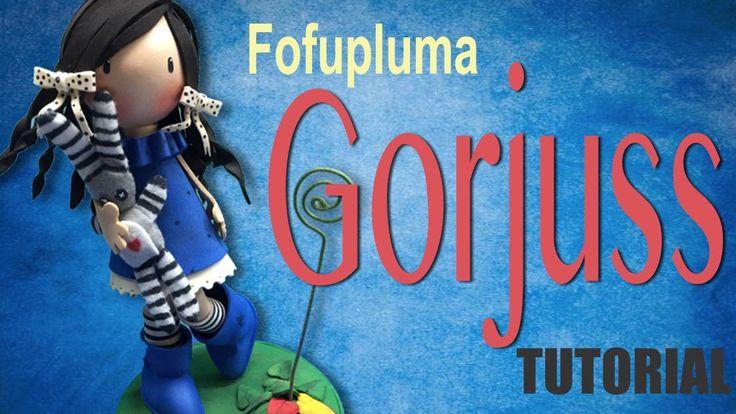 Fofupluma Gorjuss - Gorjuss Fofupen