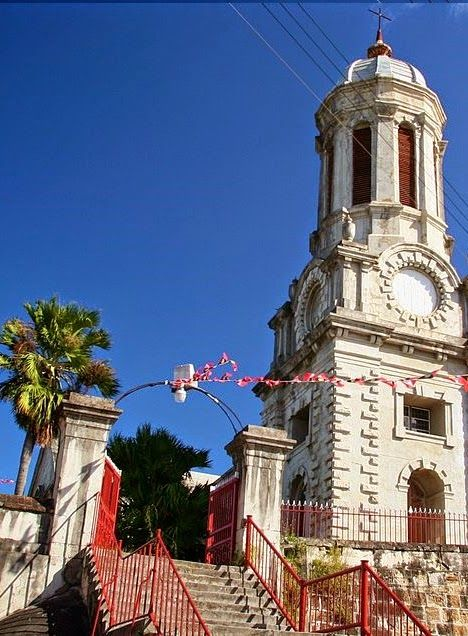 St. John's Cathedral ,Antigua and Barbuda