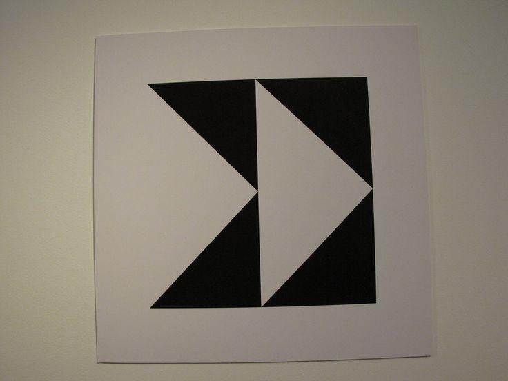 """Logotipo Galeria Seta"" Willys de Castro | by ARTExplorer"