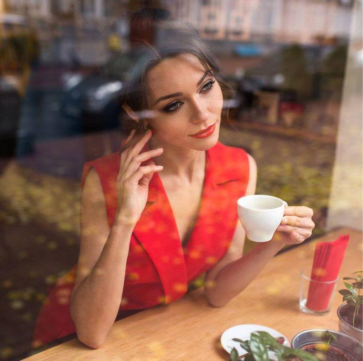 Midnight Tigress - stylish red overall by Nadi Renardi / Женский комбинезон, красный комбинезон, красный костюм женский, стильный комбинезон