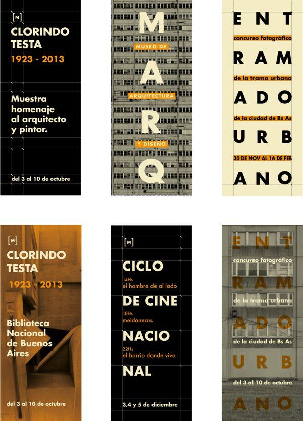 Flyer / MUSEO MARQ by Clara de Olano