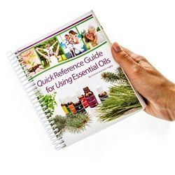 This 500 page book is a must have if you are using essential oils. If you sign up as a Wholesale Member of Young Living by using my enroller and sponsor ID # 1583415, I will send you this book for free when you purchase the Premium Starter Kit. Visit my site www.theoilessentials.com for more info!