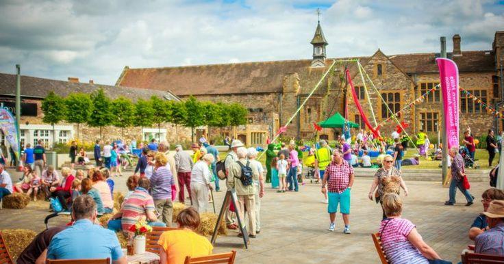 Taunton Visitor Information - Visit Somerset