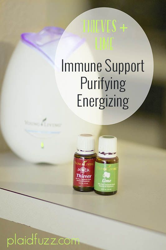 Young Living Diffuser Recipes - The World According To Plaidfuzz