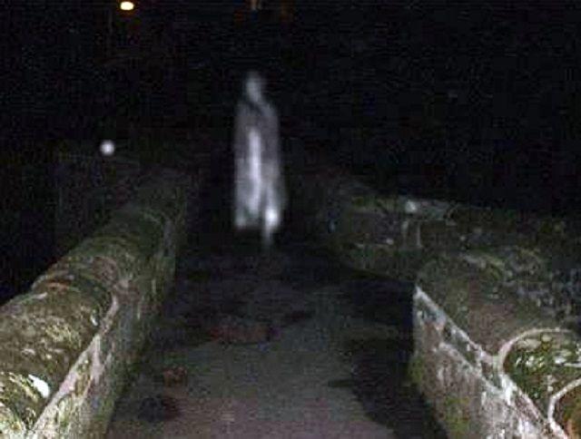 Aparições reais de fantasmas em fotos