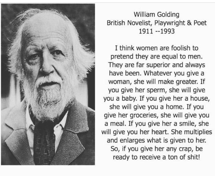 Women ~ by William Golding