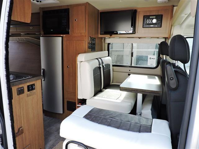Pin By E E On Van Motorhome Interior Sprinter Rv Rv Life