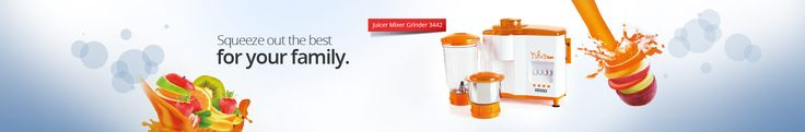 Buy best #juicermixergrinder from Usha at a reasonable price, to know more deals please visit: http://www.usha.com/kitchen-appliances/food-preparation/juicer-mixer-grinder/