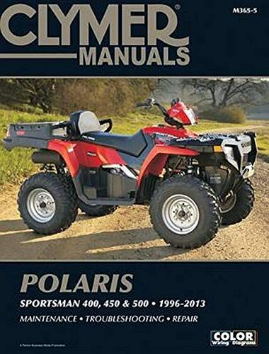 Download Pdf Polaris Sportsman 400 450 500 19962013 Manual Clymer Manuals Free Epub Mobi Ebooks In 2020 Clymer Motorcycle Repair Repair Manuals