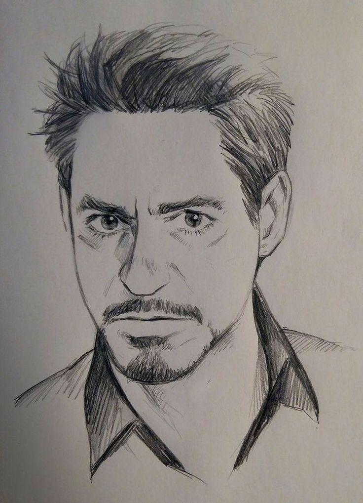 Simple Drawings Marvel 1