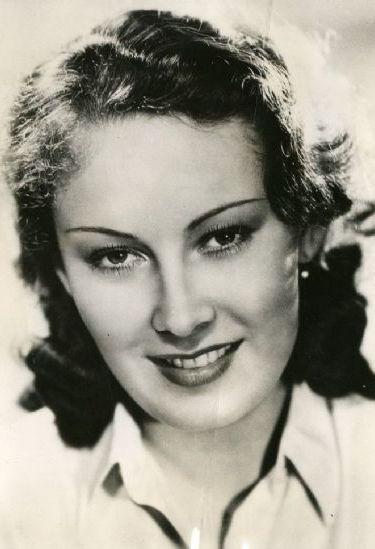 Lída Baarová - actress (Czechoslovakia)
