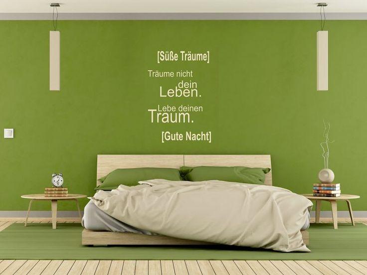 die besten 10+ grüne schlafzimmer ideen auf pinterest | grünes