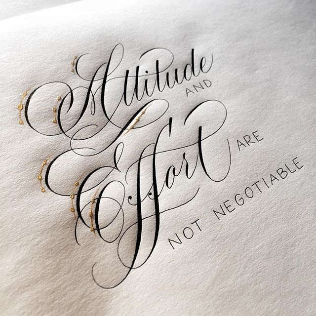 Best 25+ Copperplate Calligraphy Ideas On Pinterest