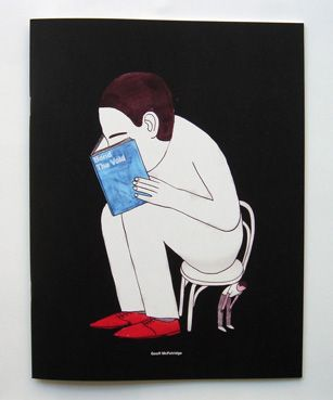 Nieves - Bend the Void by Geoff McFetridge