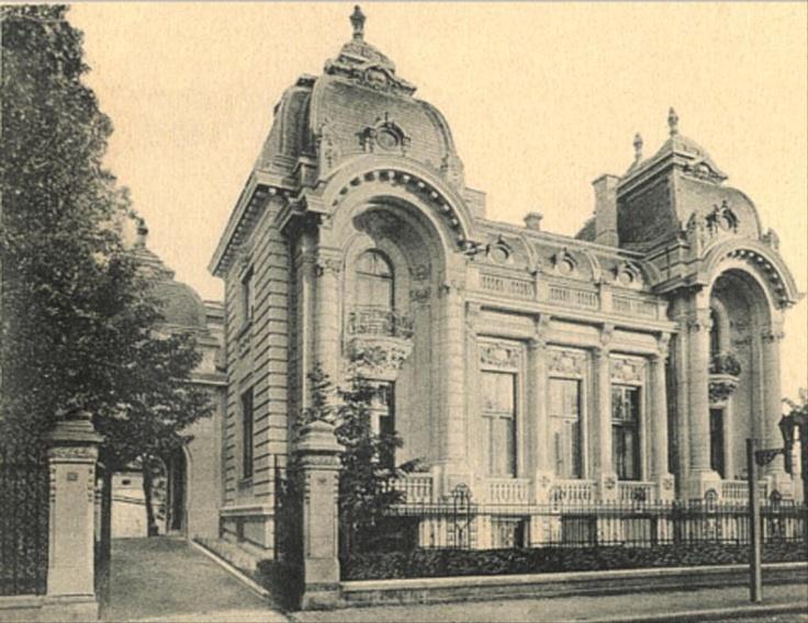 Bucuresti - Palatul Speyer, pe str. Batistei