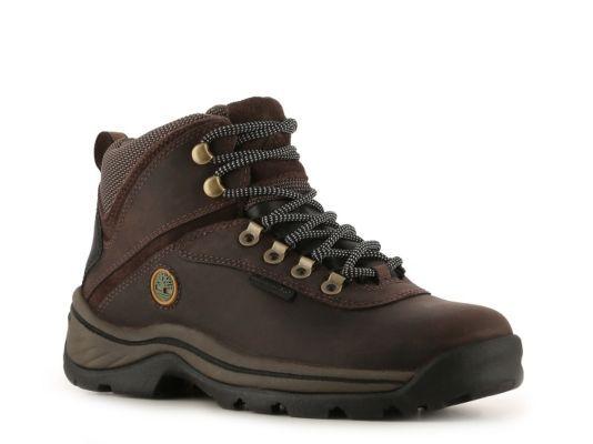 Women's Timberland White Ledge Hiking Boot - Dark Brown