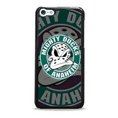 Anaheim Mighty Ducks Sport Logo Iphone 5c Cases